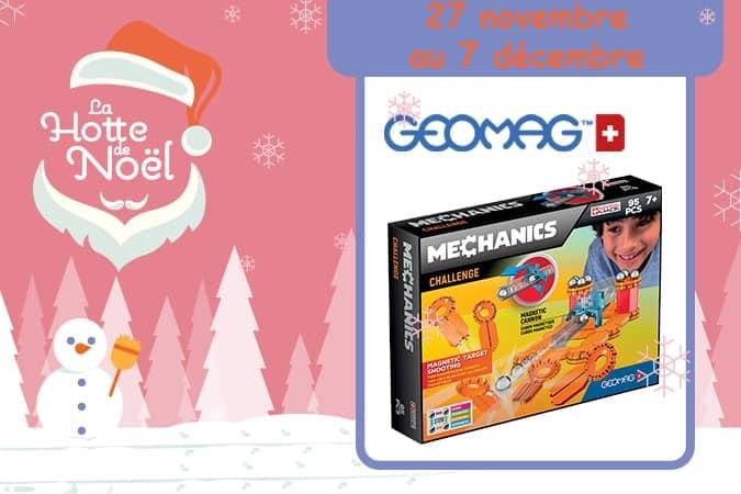 concours Geomag Hotte de Noël Mafamillezen