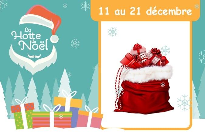concours Hotte de Noël Mafamillezen 2020