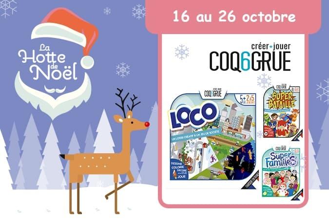 concours Coq6grue Hotte de Noël Mafamillezen