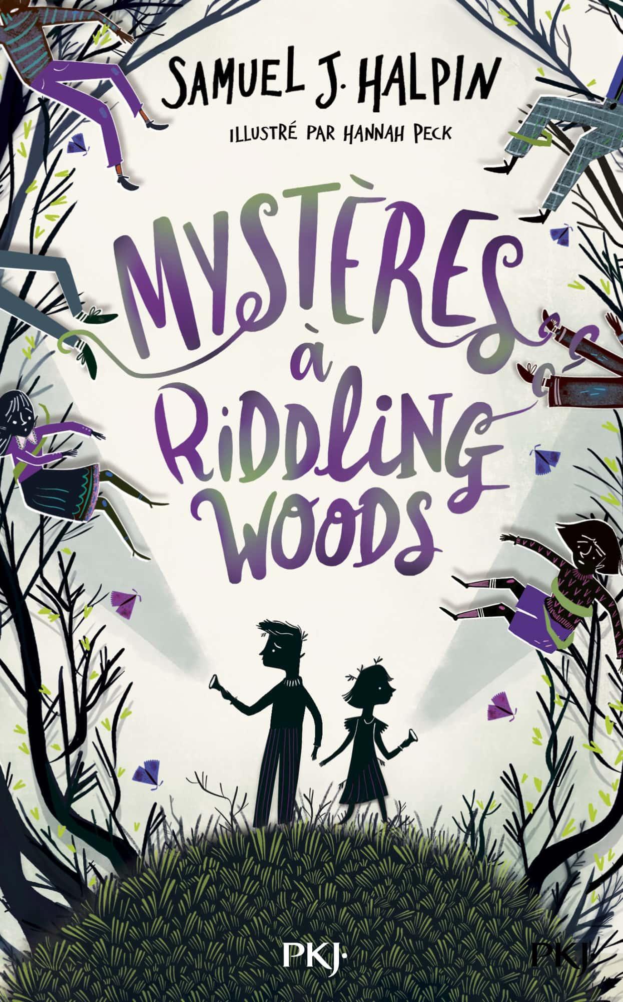 Mystères à Riddling Woods, PKJ