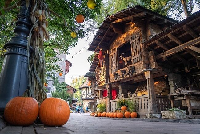 Halloween Europa Park