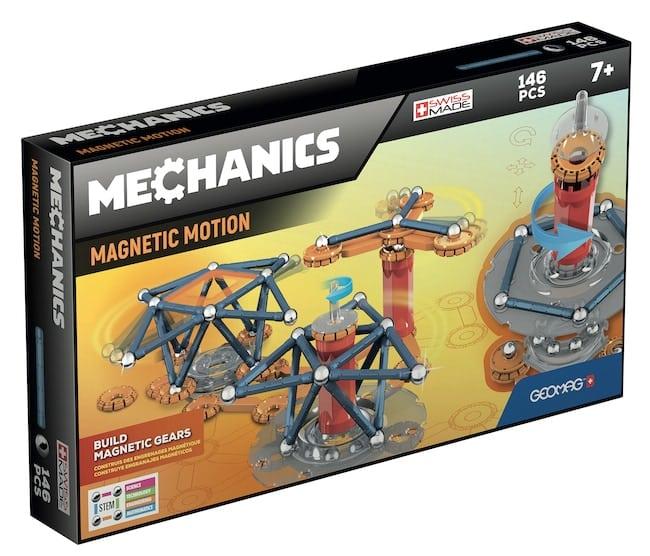Geomag Mechanics Magnetic Motion Noel 2020