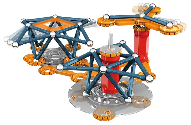 Geomag Mechanics Magnetic Motion Noel 2020