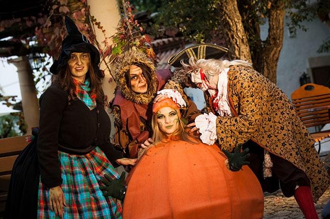 Halloween à Europa Park