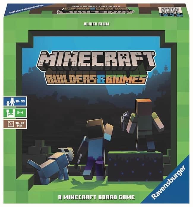 jeu de société Minecraft Ravensburger