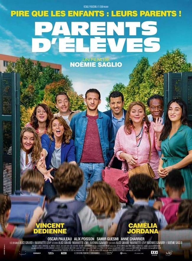 Parents d'élèves film 2020