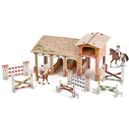 coffret Papo équitation Noel 2020