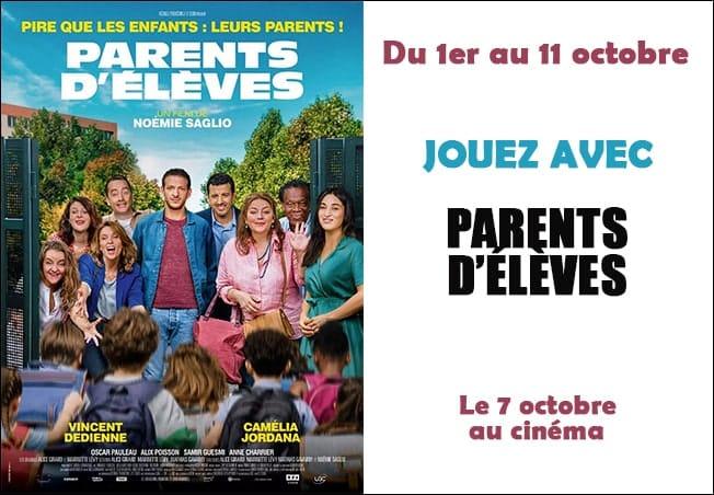concours Parents d'élèves film