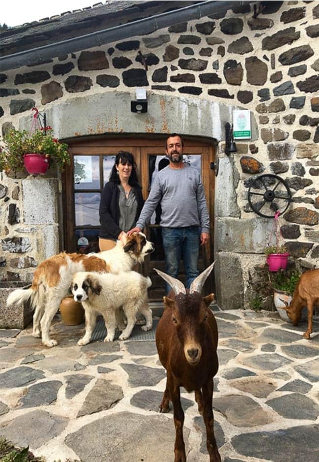 Ferme de la Médialle, Valeurs Parc, Monts d'Ardèche
