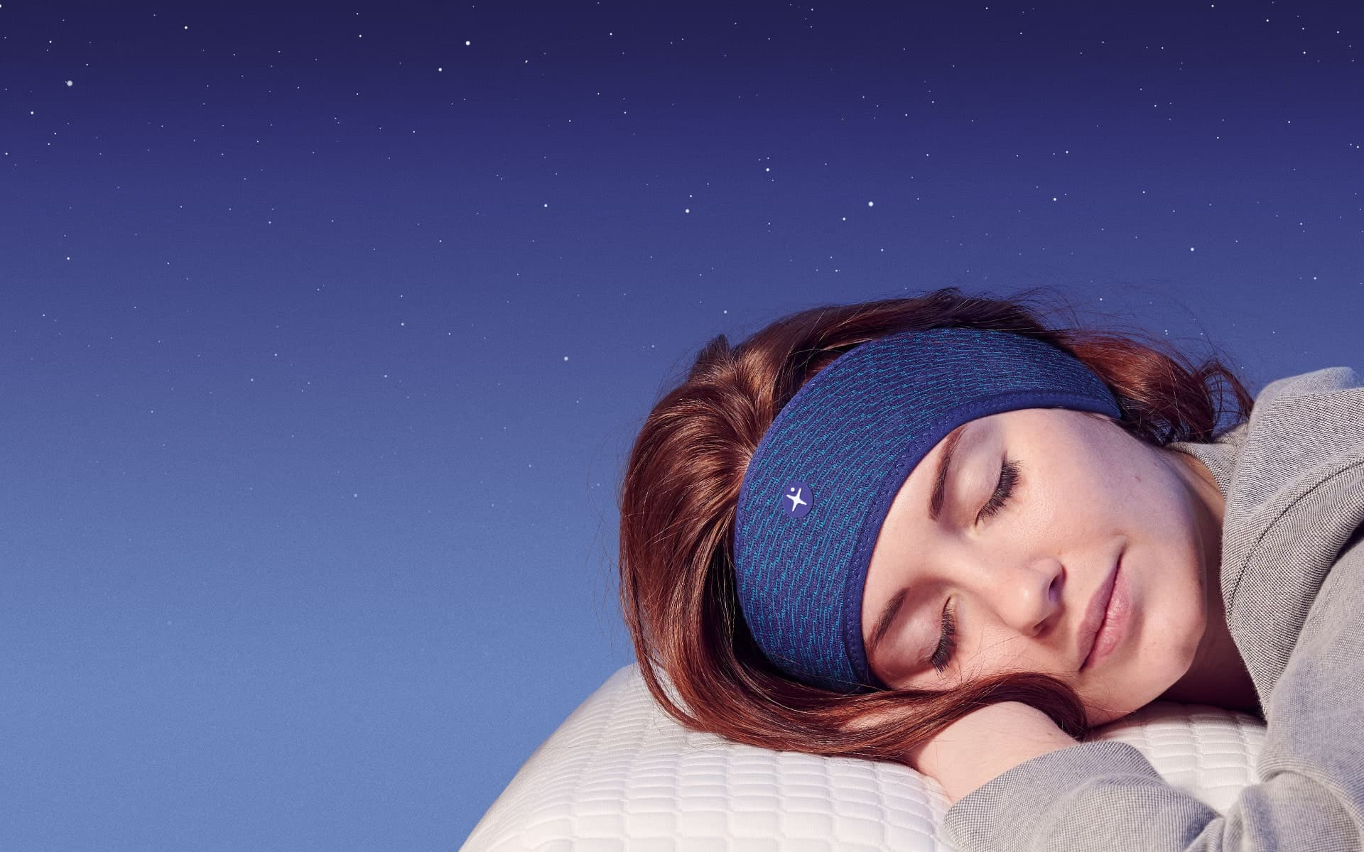 bandeau Hoomband pour mieux dormir
