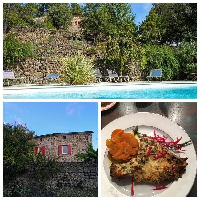 Chambre d'hôtes L'Oustalou, Ardèche