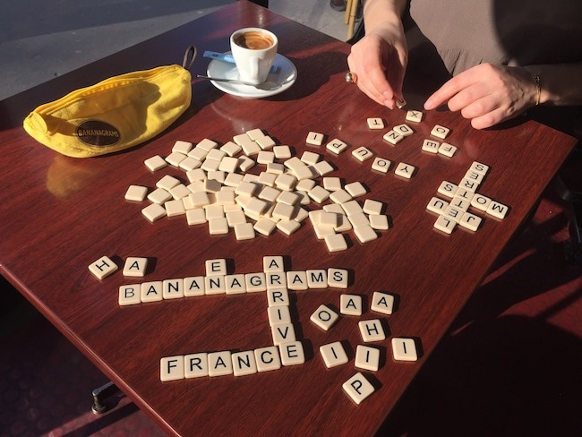Jeu Bananagrams de chez Wilson jeux