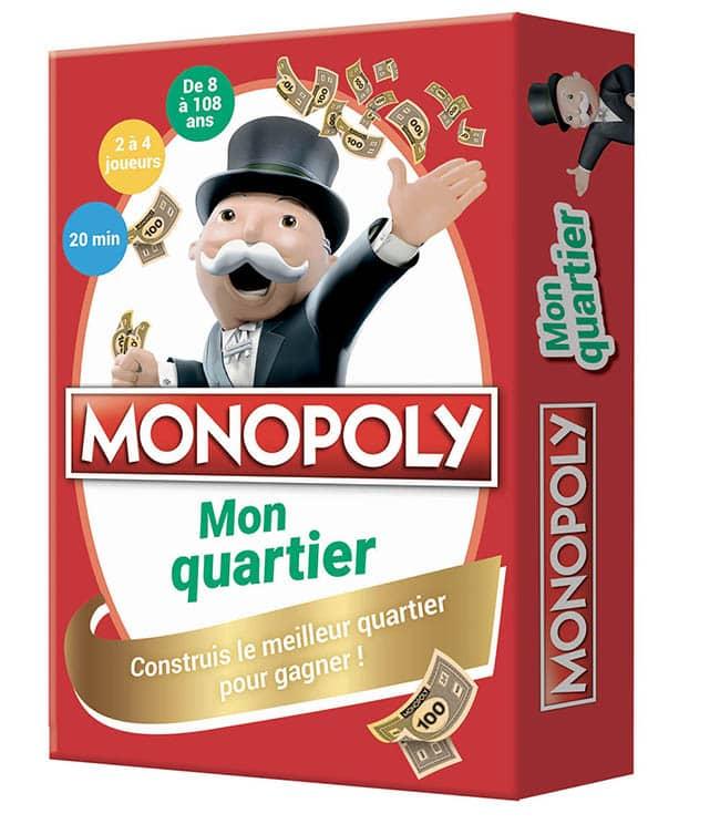 Jeu Monopoly Quartier