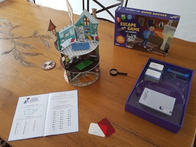 Test jeux Mafamille Zen 2020