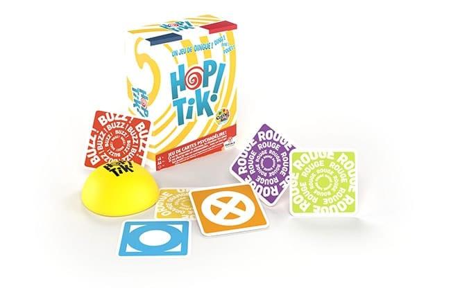 jeu HOPtik ! ouvert