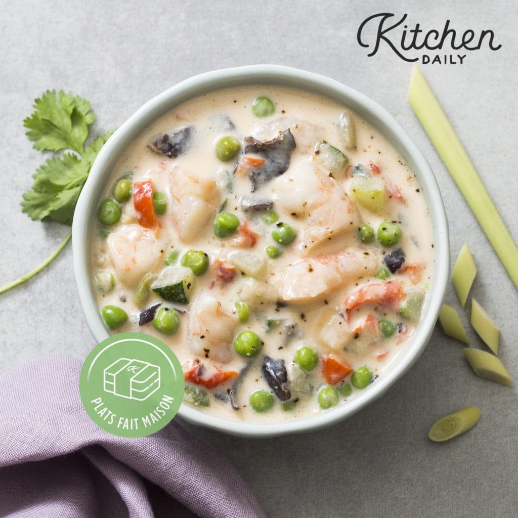 panier à cuisiner maison Kitchen Daily