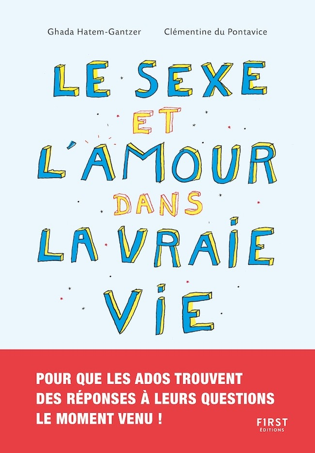 Livre ado le sexe et l'amour dans la vraie vie
