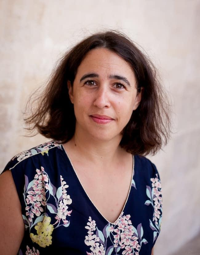 Céline Toledano, fondatrice de Coq6grue, marque de jeux de société créatifs
