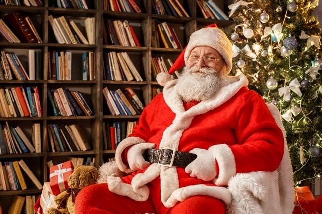 pourquoi laisser les enfants croire au Père Noël