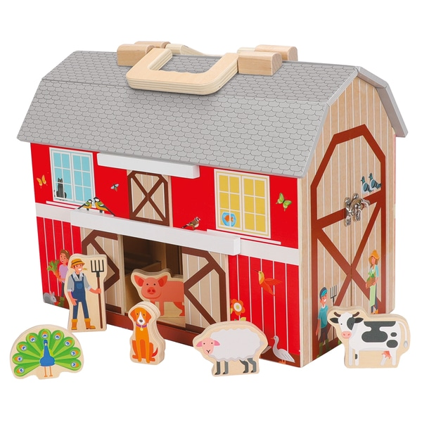 ferme en bois Wood'n Play
