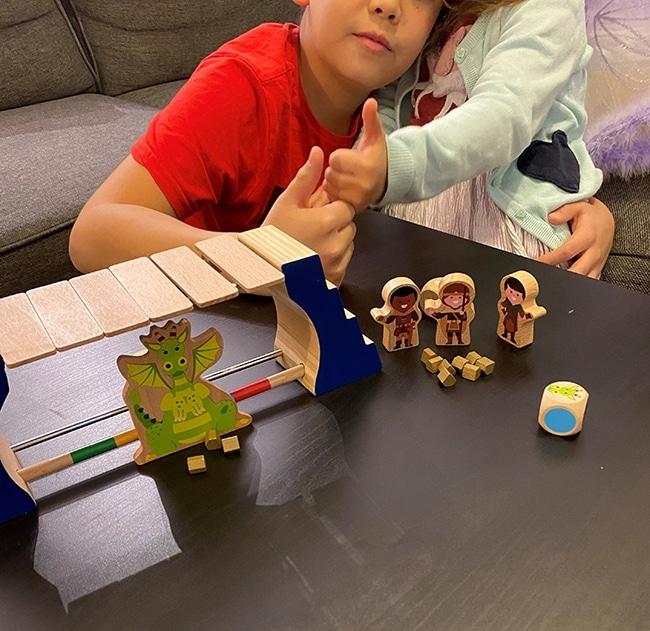 jeu pont du dragon oxybul avis