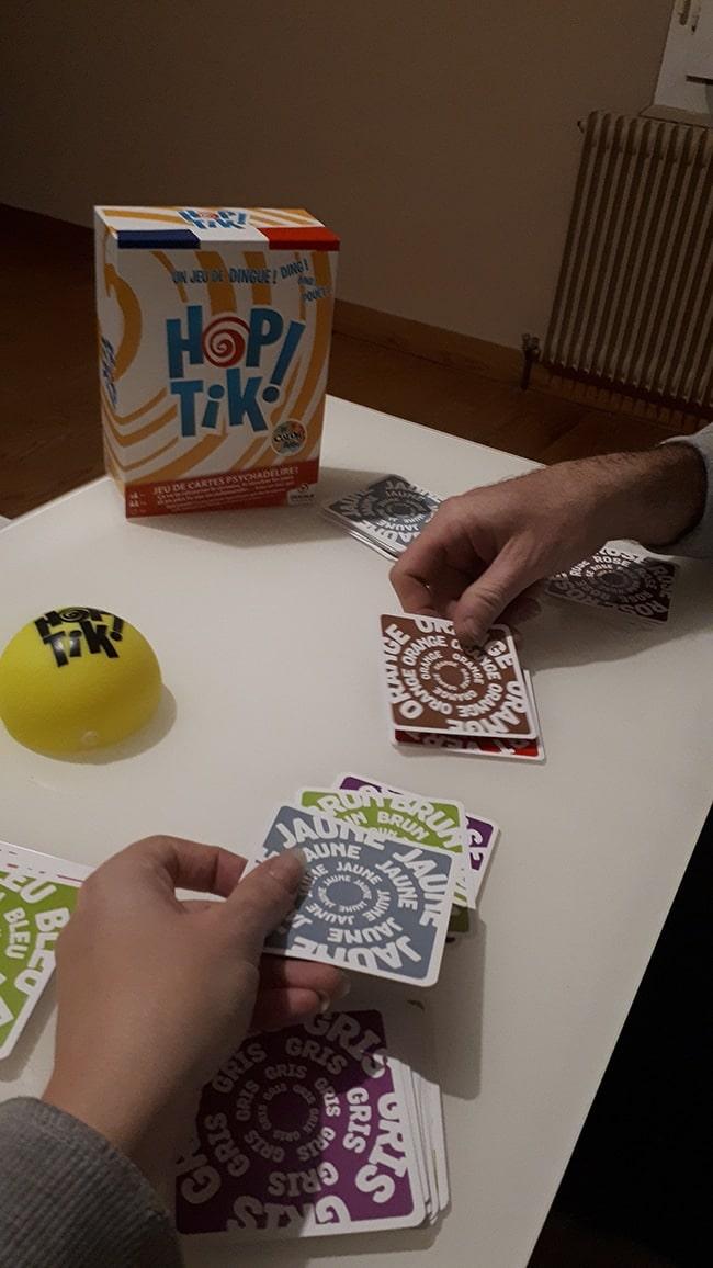 Hoptik Ducale test jeu