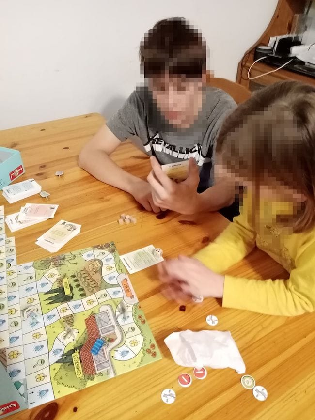 Test en famille jeux