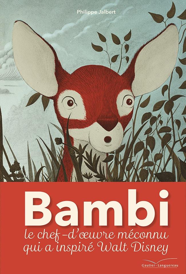 Bambi couverture