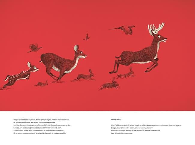 Bambi intérieur