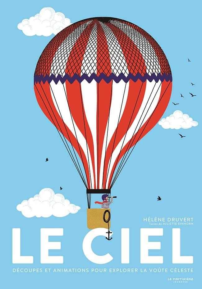 couverture Le ciel La Martinière jeunesse