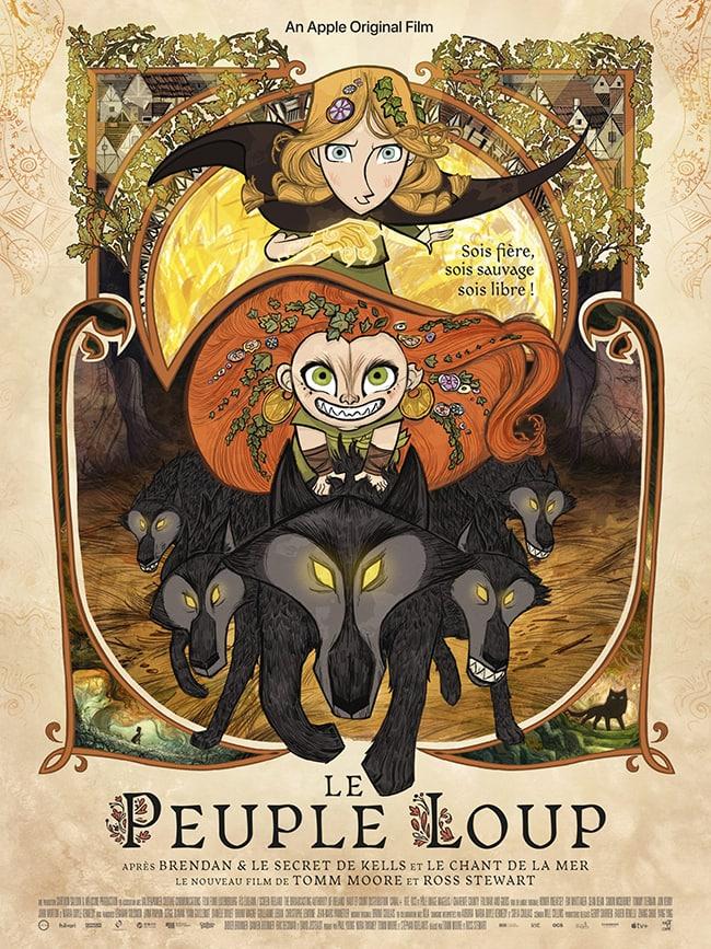 film Le Peuple loup affiche