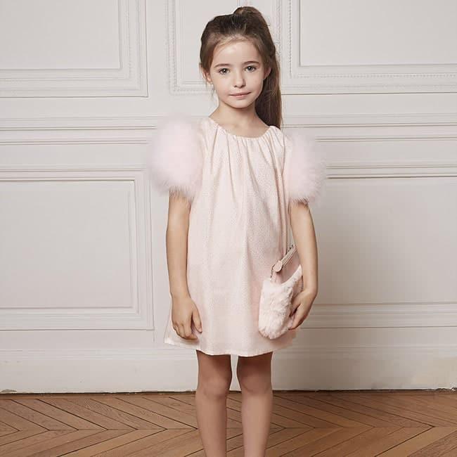tenue cérémonie enfant fille