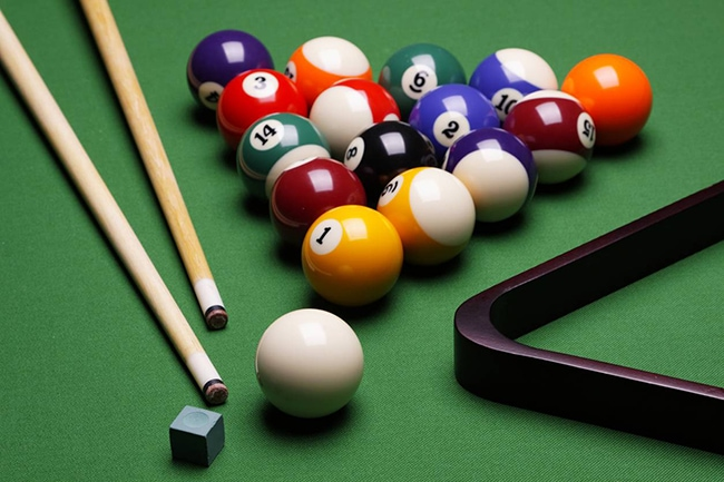 queue de billard adaptée aux enfants